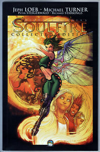 Michael-Turner-039-s-Soulfire-Collected-Edition-US-Aspen-Comic-NM-NEU-Witchblade