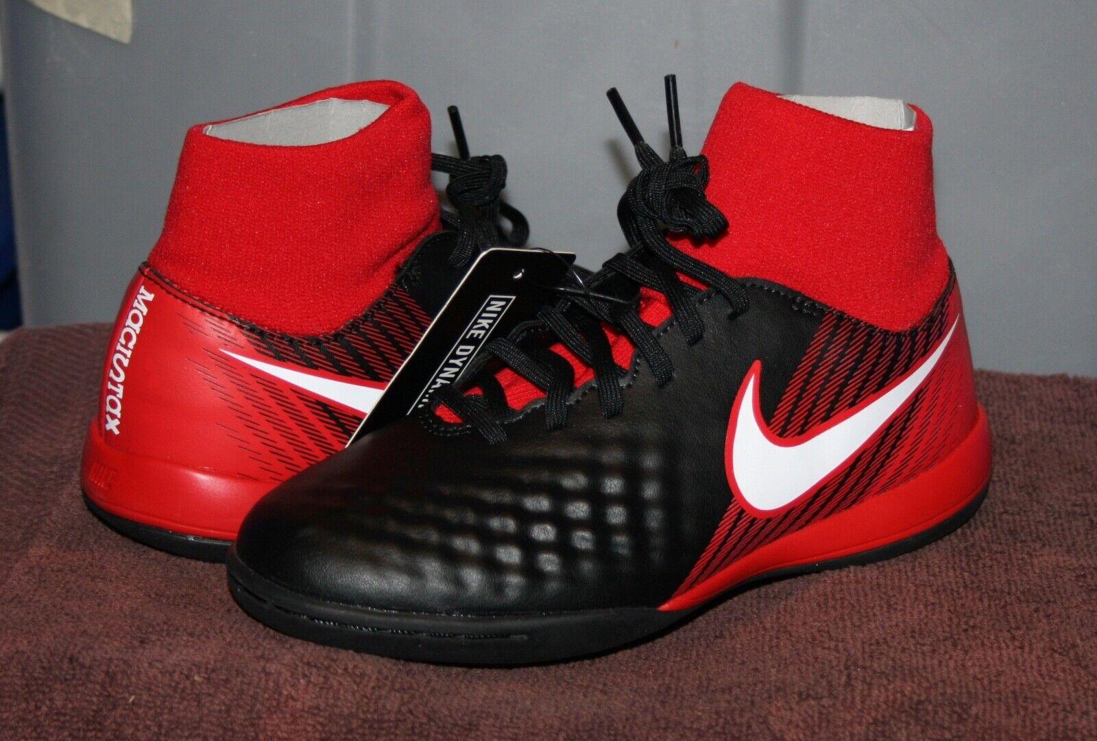 Nike Junior magistax Onda II DF IC Talla 3 Jóvenes Zapatos de Fútbol Indoor Tribunal