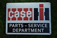 CASE International Harvester Farming Tractor SIGN Agriculture Advertising Logo