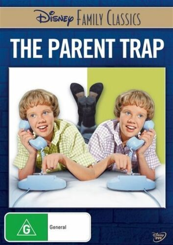 1 of 1 - The Parent Trap (DVD, 2010)