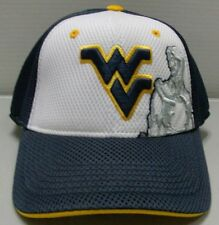 West Virginia Mountaineers Stretch Fit Hat from Top Of The World Free Ship