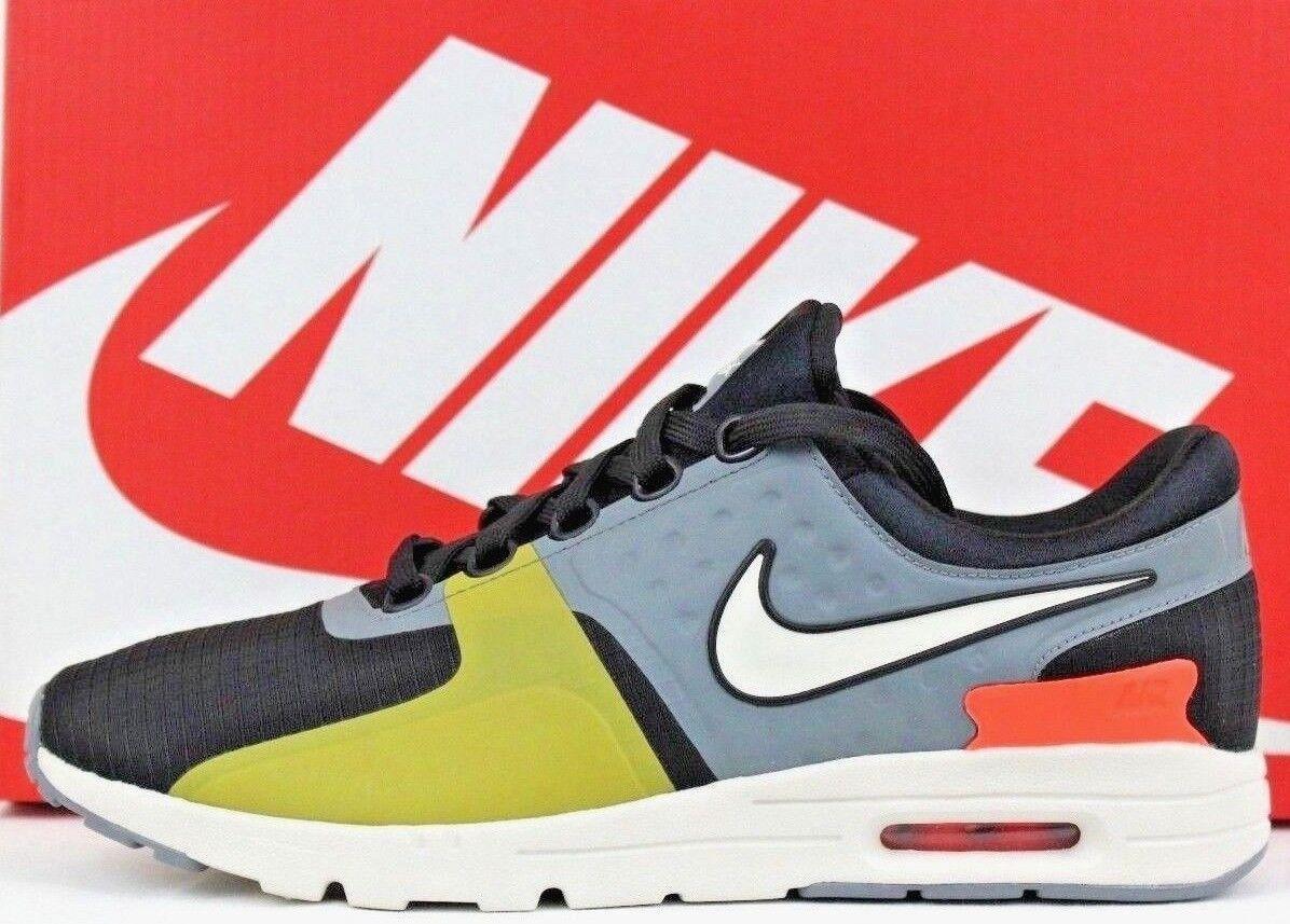 Nike Mujer Air Max Max Max Cero si Zapatillas MultiColor Todas las Tallas 881173 001  almacén al por mayor