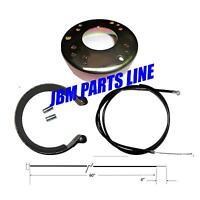 Go Kart 4-1/2 Brake Kit, Mini Bike Brake Band And Drum With Heavy Duty Cable.