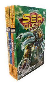 Sea-Quest-Collection-Adam-Blade-4-Books-Set-Series-8-Pack-Inc-Gort-Gangor