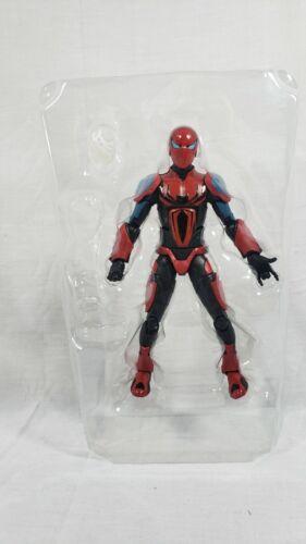 demogoblin BAF Marvel legends spider-Armor Mark III Spider-Man Figure