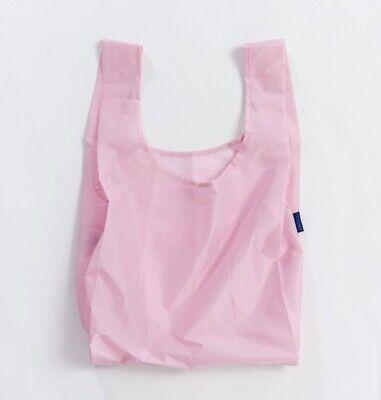NWT BAGGU PEACH BLOCK Standard Size Reusable Bag Discontinued Color