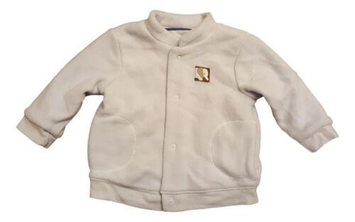 Baby Girls Boys Cardigan Jumper Sweater Jacket Hoodie Casual Coat Ex M S M//Care
