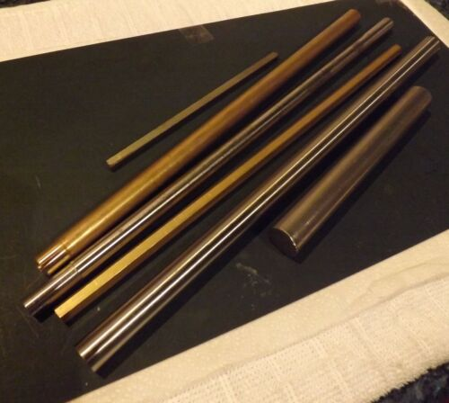 "4MM 3//8/"" 5//16/"" 1//2/"" dia  Brass Round bar  6 12 /& 36/"" long mostly imperial sizes"