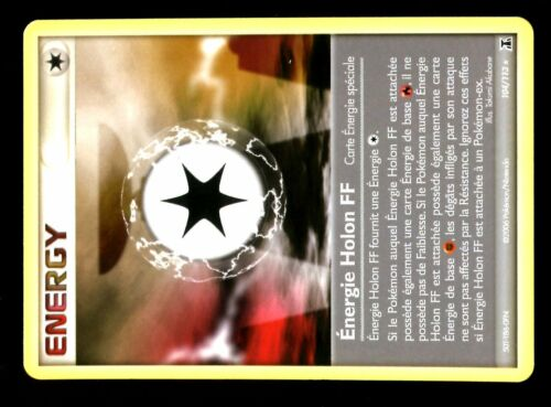 POKEMON ESPECES DELTA RARE N° 104//113 ENERGIE HOLON FF
