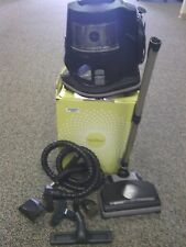 Brand New Rainbow E2 BLACK Type 12 model vacuum cleaner with attachments nozzle
