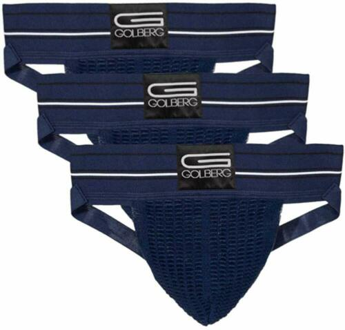 - Jock Strap Underwear Details about  /GOLBERG G Men's Athletic Supporters 3 Pack Extra Stre
