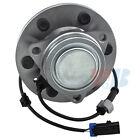 Wheel Bearing and Hub Assembly Front WJB WA515071