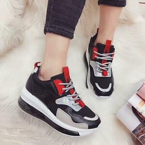 Scarpe-Donna-Sneakers-Sportive-Ginnastica-Dimagranti-Running-Traspiranti