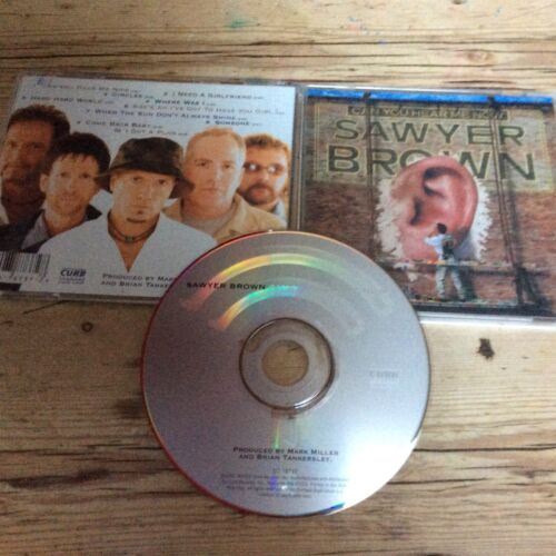 1 of 1 - Sawyer Brown : Can You Hear Me Now CD (2008)