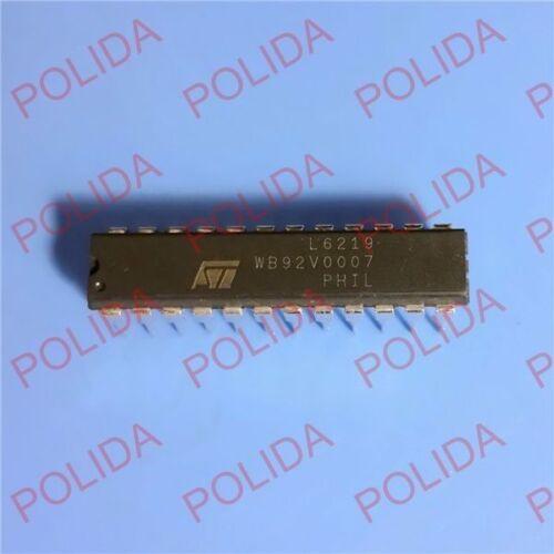 1PCS STEPPER MOTOR DRIVER IC ST DIP-24 L6219 E-L6219