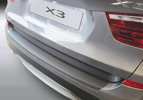 BMW Genuine Rear Bumper Edge Protector Guard F25 X3 SE 04.2014 51472420535