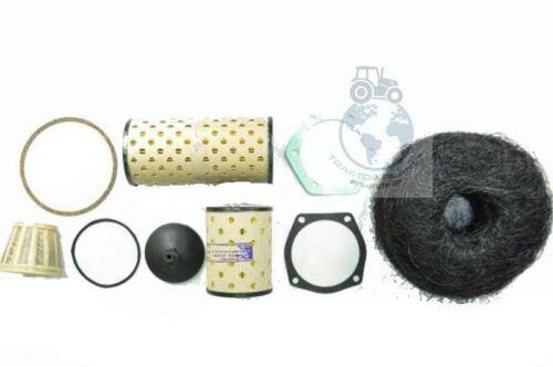 MTS Belarus Filtersatz Luftfilter Kraftstofffilter Dieselfilter Ölfilter