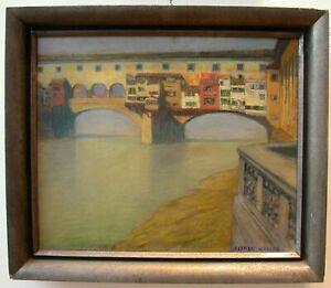 Alfred-Keller-034-Ponte-Vecchio-Florenz-034
