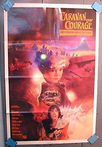 1984-STAR-WARS-Caravan-of-Courage-1-SH-Movie-Poster-A