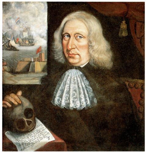 Skull Art Design George Washington historical Wall Decor Poster Room art.1562