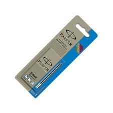 Parker Quink Ink Cartridges - Blue Washable 10 Pack