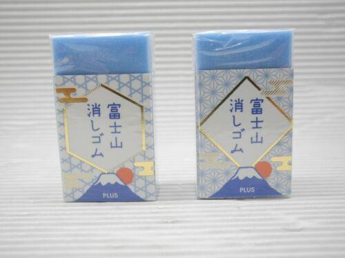 2020 Plus Eraser /& Shape JAPAN/'S MT.FUJI H.K Limited Bluex1 Pinkx1 Tracking No