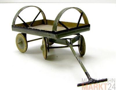 Spielzeug Zuggabel Und Rädern EntrüCkung Blech Spielzeug Alt Handwagen Mit Beweg Blechspielzeug