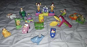 Vintage-and-collectable-Mixed-Item-McDonald-039-s-toy-Bundle-x16-from-the-1990s