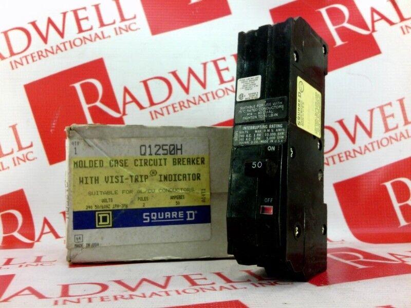 SCHNEIDER ELECTRIC Q1250H   Q1250H (NEW IN BOX)