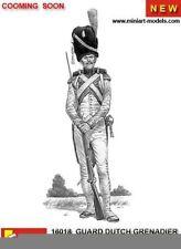 MIN16018 - Miniart 1:16 - Imperial Guard Dutch Grenadier Napoleonic Wars