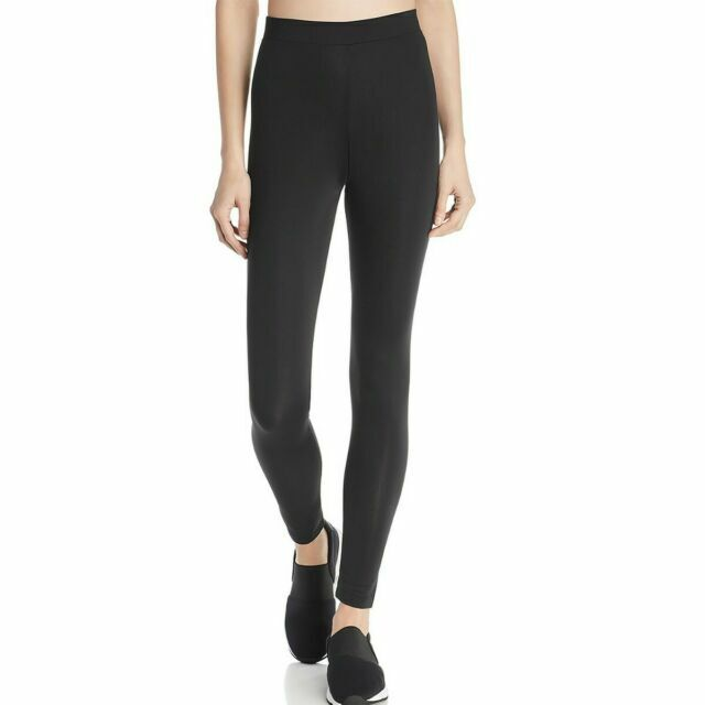 {CW5076} WOMEN/'S ADIDAS TREFOIL LEGGINGS BLACK *NEW*