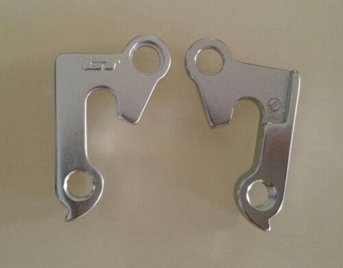Aluminum Rear Derailleur Hanger Dropout Wrap with Bolts 2pcs For GT MTB Frame