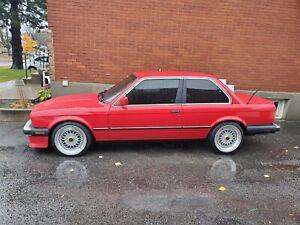 1987 BMW Série 3 325 ES