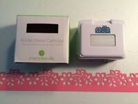 Omfl Flower Power Border Maker Cartridge For Creative Memories