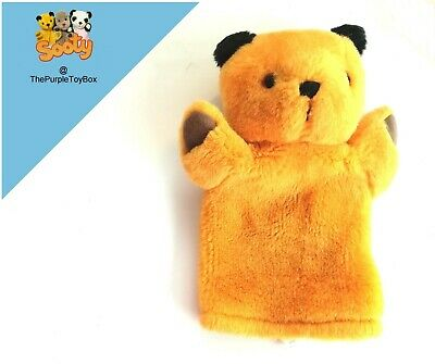 Vintage Sooty /& Sweep Hand Puppet Plush 10/'/' Matthew Corbett Happy Child Toys