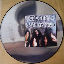 SUPER! DEEP PURPLE MACHINE HEAD VINYL LP PICTURE PIC DISC