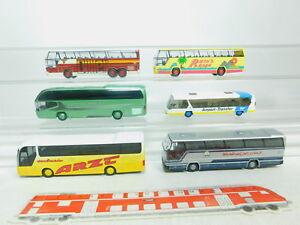 Bn166-0-5-6x-Rietze-h0-1-87-BUS-NEOPLAN-Airport-Transfer-Rieth-etc-Neuw