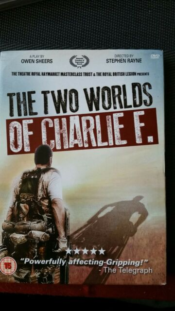 The Two Worlds of Charlie F (DVD, 2012) with sleeve