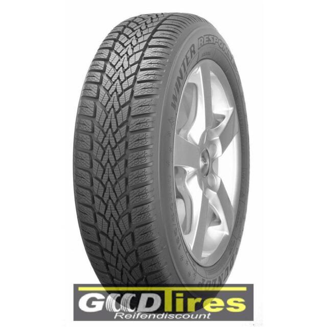 1x Winterreifen 155/65 R14 75T Dunlop SP Winter Response 2