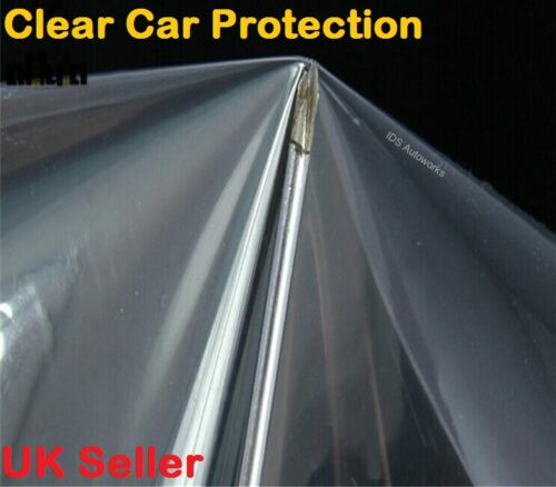 Film Wrap Bubble//Air Free,Stylish UK Clear Protective Super Sports Car Vinyl