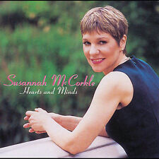 Susannah McCorkle - Hearts and Minds (CD, Concord) I Can Dream Can't I