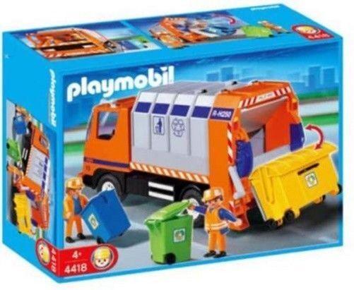 Playmobil 4418 Müllauto  Müllwagen NEU   OVP