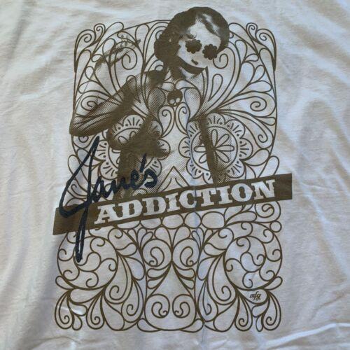Lg RARE Nine Inch Nails/Janes Addiction Tour T-shi