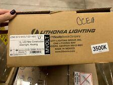 "LITHONIA 6/"" LED Down LDN6 35//20 MVolt EZ10HousingOnlyBrand New in Box"