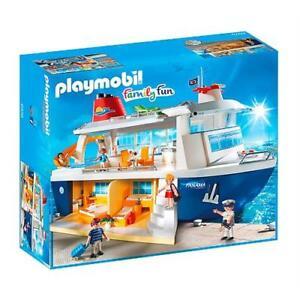 PLAYMOBIL-6978-Crucero