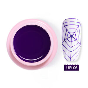UR-SUGAR-5ml-Gel-Nails-Nagellack-Elastic-Drawing-Soak-Off-Nagel-UV-Gel-Lack