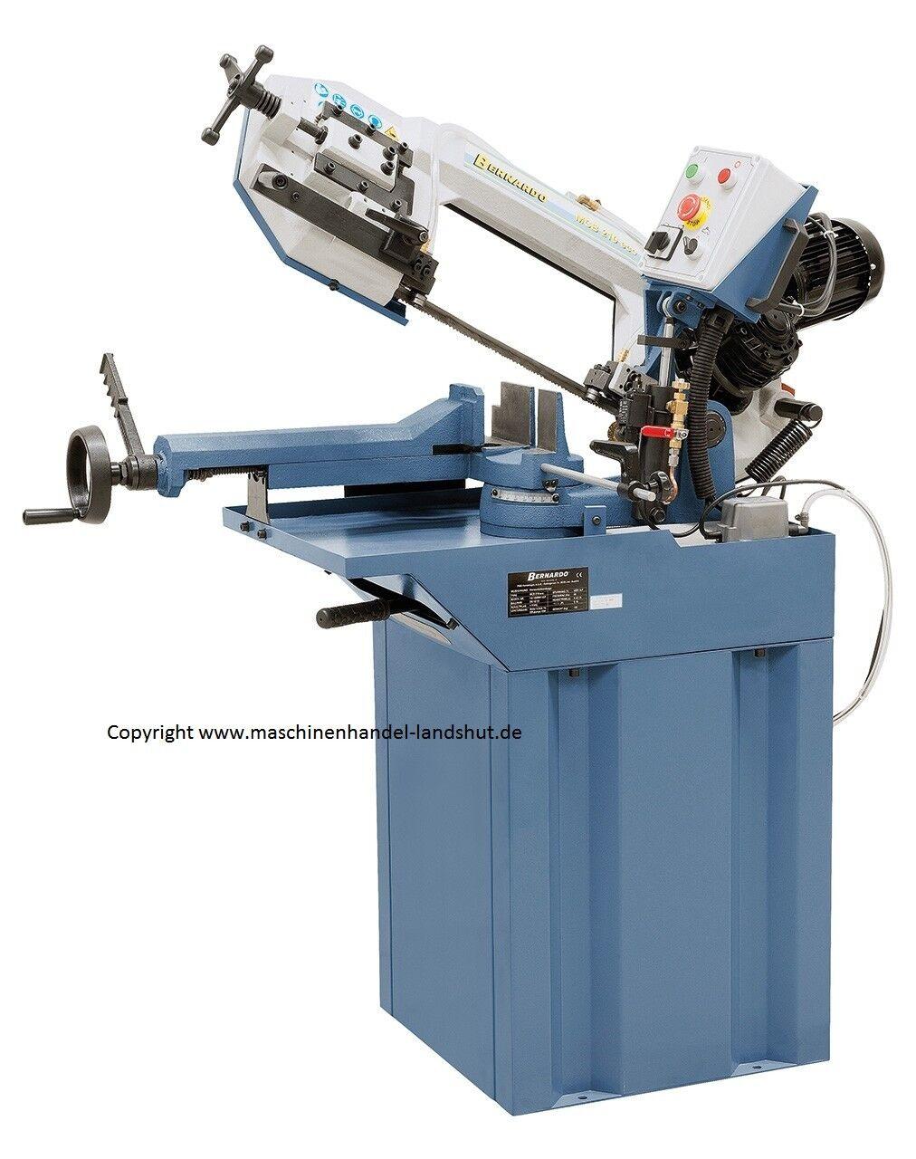 Metallbandsäge Bernardo MCB 210 ceo neues Modell