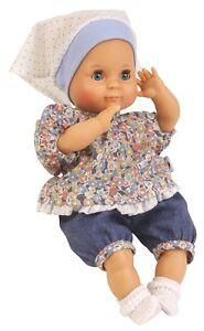 Spiel Puppe Baby Puppe Schildkröt Schlummerle 32 cm Stoffkörper 2432396...