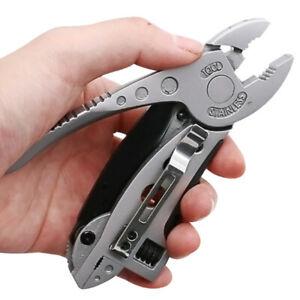 Llave-Ajustable-Multi-funcion-mandibula-Alicates-Destornillador-Cuchillo-Supervivencia-Herramienta