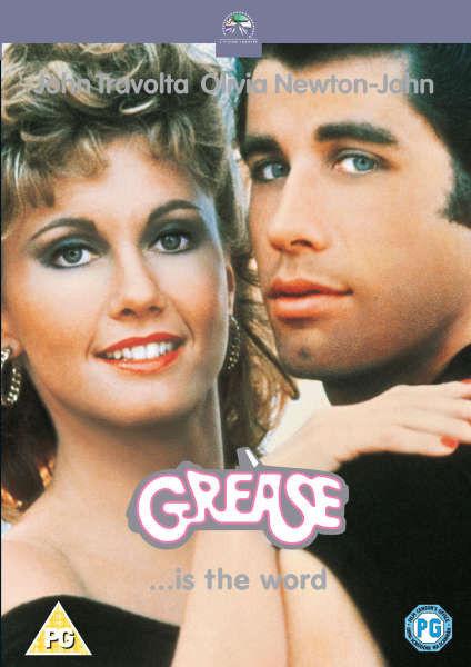Grease Dvd (John Travolta) New/Sealed